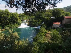 P9120509 - Watervallen in Krka NP