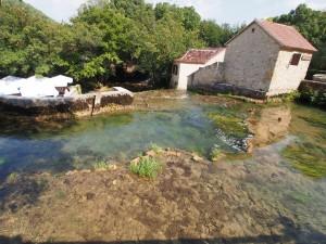 P9120516 - Watervallen in Krka NP