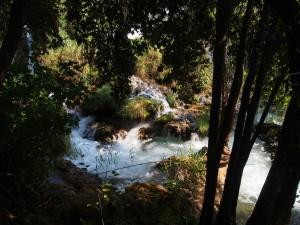P9120542 - Watervallen in Krka NP