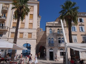 P9130684 - Paleis van Diocletianus in Split