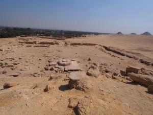 PA082910 - Abu Ghorab (zonnertempel Niuserre)