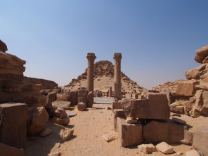 PA082945 - Abu Sir (piramide van Sahure)