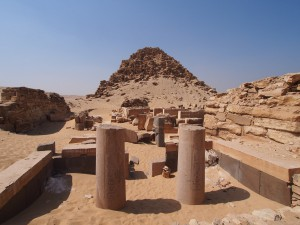PA082956 - Abu Sir (piramide van Sahure)