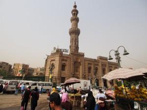 PA093039 - Straatbeeld Cairo