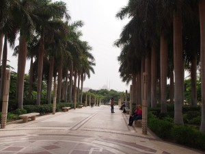 PA093207 - Al-Azhar park Cairo