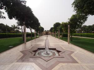 PA093209 - Al-Azhar park Cairo