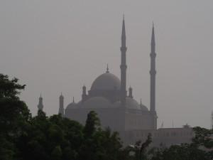 PA093214 - Al-Azhar park Cairo (uitzicht)