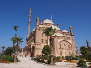 PA133492 - Citadel (moskee Mohammed Ali)