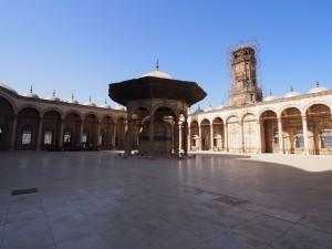 PA133494 - Citadel (moskee Mohammed Ali)