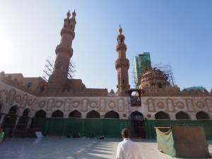 PA133601 - Al Azhar moskee