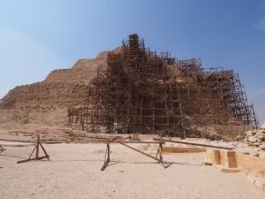 PA153687 - Saqqara (Djoser piramide)