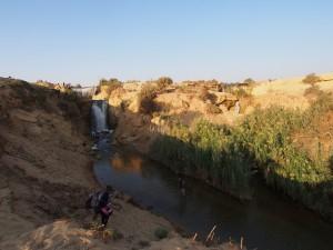 PA173835 - Wadi Rayan watervallen
