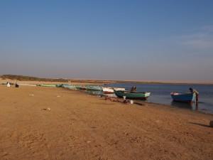 PA173841 - Wadi Rayan lage meer