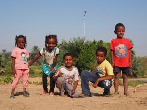 PA224197 - Kinderen Adams Home Aswan