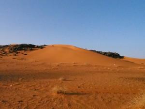 PB025058 - Desert camp bij Meroë