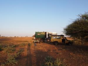 PB095395 - Campsite na Khartoum