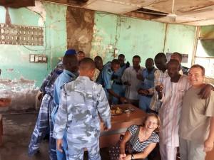 20161110 102405 - Ontbijt bij Sudanese customs