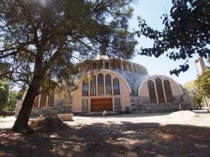 PB176275 - Nieuwe kerk van Maria van Zion