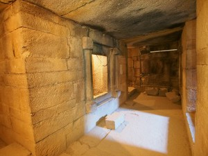 PB176344 - Graven van koning Kaleb en Meskel