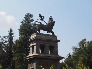 PB246827 - Leeuw van Menelik II