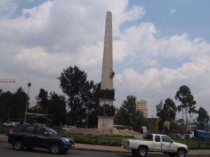 PB257074 - Yekatit 12 monument