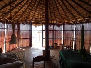 PB277299 - Mijn hut in 10000 Flamngos Lodge