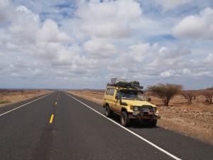 PC027797 - Onderweg naar Marsabit, Kenya
