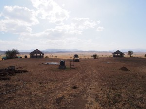 P1241086 - Campsite Kidepo NP