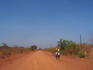 P1261349 - Onderweg naar Gulu