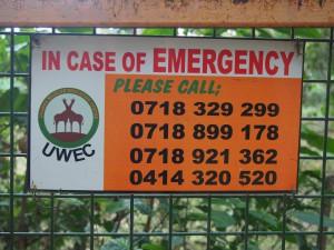 P1301678 - Bel 1 van deze ingewikkelde nummers als je aangevallen wordt