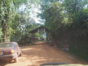 P2062106 - Bwindi Impenetrable NP ingang Buhoma