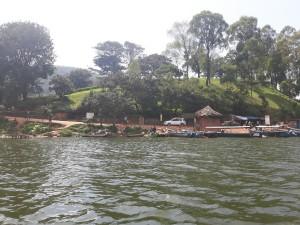 20170209 110333 - Boomstamkanotochtje Bunyoni meer