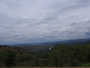 P2182730 - Uitzicht nabij Rusumo Tanzania