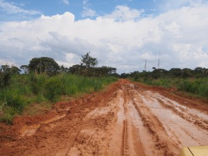 P2233023 - Modderweg onderweg naar Mpanda
