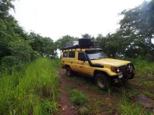 P2263150 - 'Parkeerplaats' Kalambo Falls