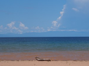 P3043647 - Malawimeer bij Chitimba Beach Lodge