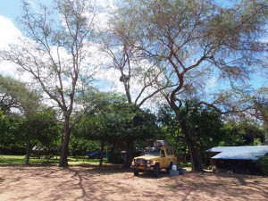 P3043667 - Kampje bij Chitimba Beach Lodge