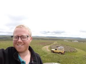 20170309 102430 - Selfie bij Chosi Viewpoint Nyika NP