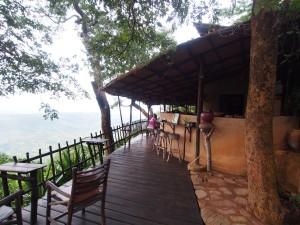 P3053881 - Bar bij Lukwe Lodge