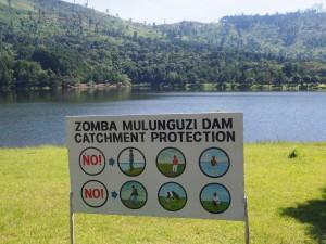 P3174822 - Mulunguzi stuwmeer Zomba plateau