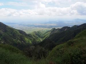 P3174881 - Uitzicht Chingwe Hole Zomba plateau