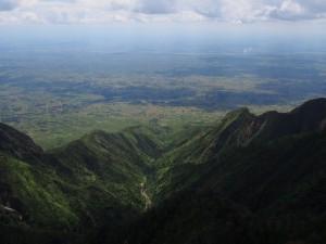 P3174885 - Uitzicht Chingwe Hole Zomba plateau