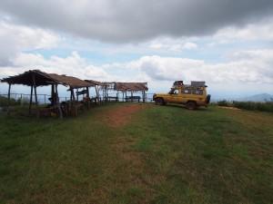 P3174897 - Mineralenverkopers Chingwe Hole Zomba plateau