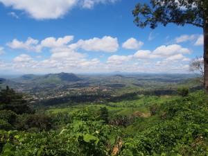 P3184944 - Uitzicht Zomba plateau