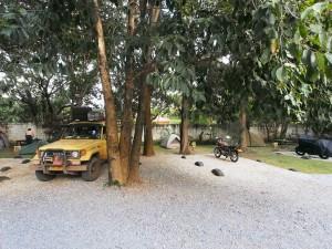 P4086130 - File-kamperen bij Wanderers Backpackers Lusaka