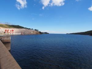 P4126158 - Uitocht vanaf Kariba dam