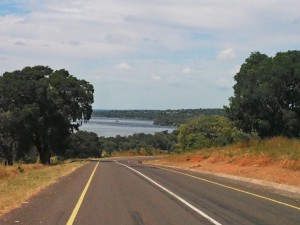 P4206809 - Zambezi onderweg naar Livingstone