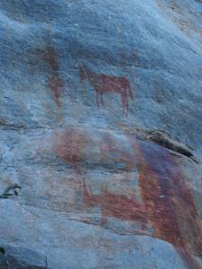P5027756 - Rotstekeningen Tsodilo Hills