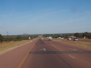 P5260451 - Onderweg naar Gaborone