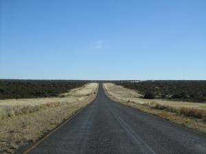 IMG 0047 - Rijden door de Kalahari, Namibië